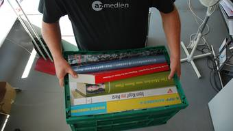 az Limmattaler Zeitung verschenkt Bücher