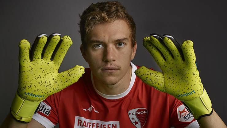 Der ehemalige Sion-Goalie Anton Mitrjuschkin hat in der 2. Bundesliga mit Fortuna Düsseldorf einen neuen Arbeitgeber gefunden