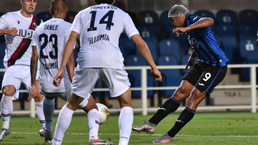 Atalanta Bergamo vorübergehend wieder Zweiter