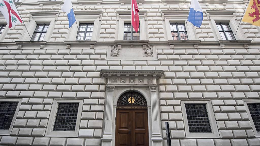 Das Luzerner Regierungsgebäude: Die Exekutive erwartet weitere Gemeindefusionen. (Archivaufnahme)