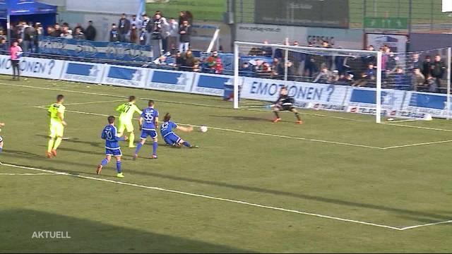 FC Wohlen verlässt Challenge-League freiweillig