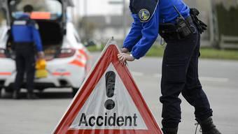 Die Betrüger kassierten von den Versicherungen 800'000 Franken für fiktive Unfälle. (Symbolbild)