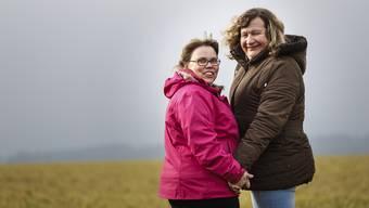 Im Januar zeigte das SRF einen Dok-Film über das Biezwiler Ehepaar. Die von Aeschs stehen öffentlich zu ihrer Geschichte.
