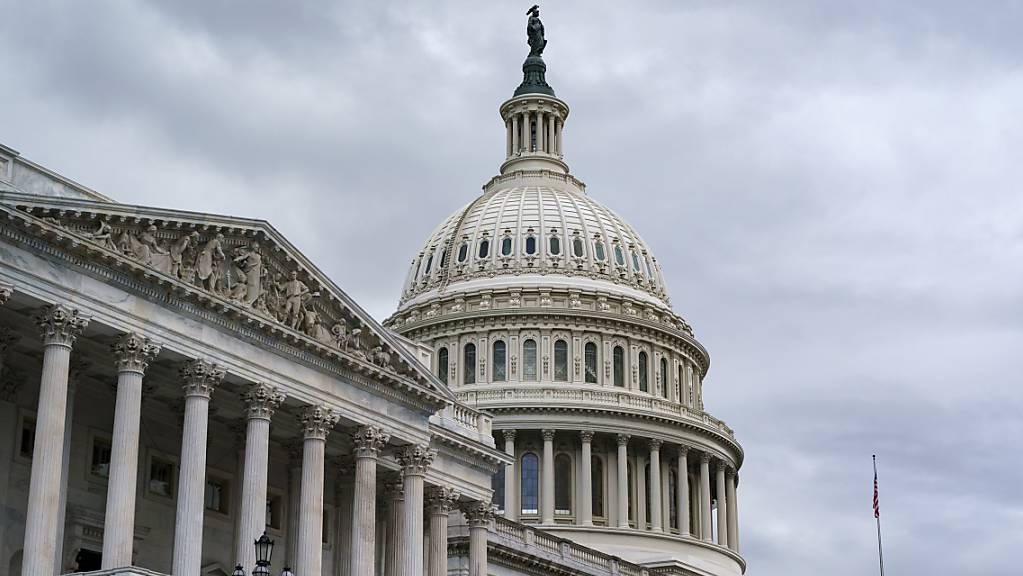 Das Kapitol in Washington D.C.
