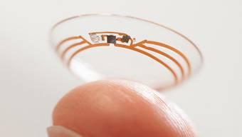 Intelligente Kontaktlinse