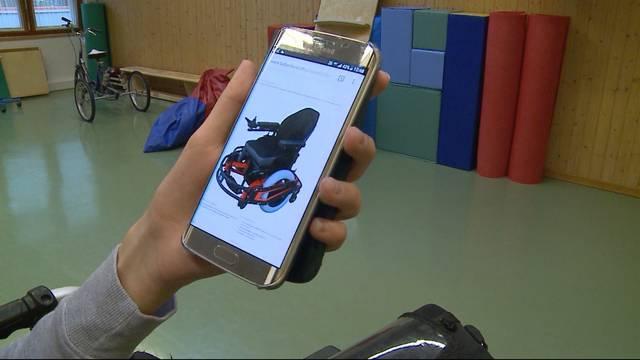 Neuer E-Rollstuhl dank Spendenaktion