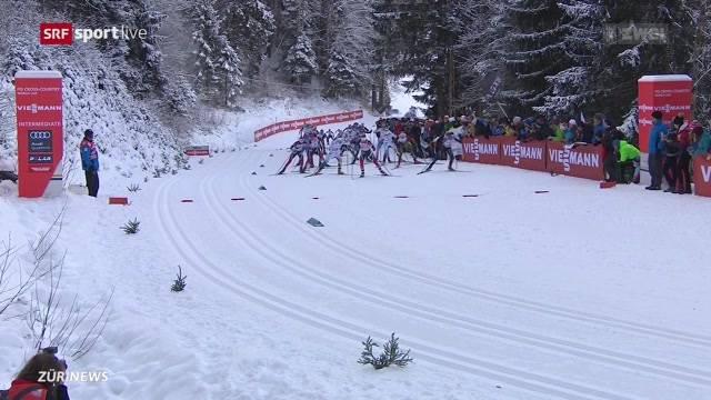 """""""Ski und Langlauf""""-Sportblock"""