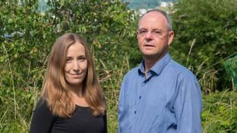 An der Generalversammlung 2020 trat der langjährige Präsident der Grünen Schlieren, Beat Rüst, zurück. Nachfolgerin ist Laura Zangger. (Archivbild)