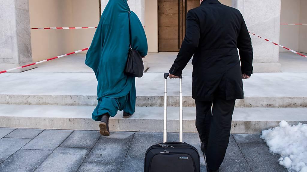 Strafverfahren gegen Rückkehrer aus der Türkei in die Schweiz