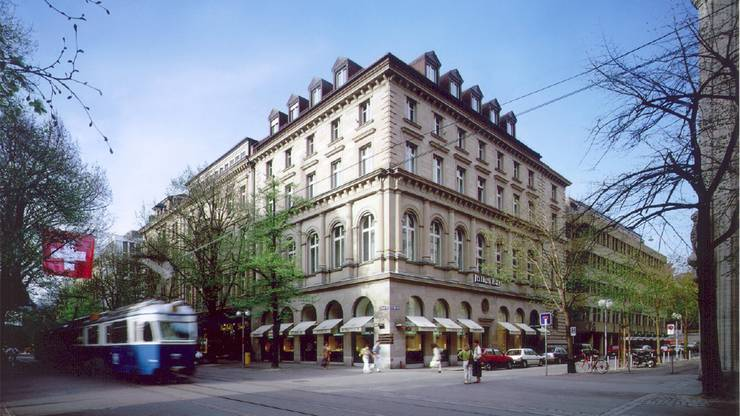 Bank Julius Bär, Hauptsitz in Zürich: Hier befinden sich Konten von Beat Stocker und i Finance.