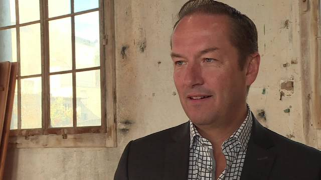 Markus Mettler, CEO der Halter AG, die das Attisholz-Areal übernommen hat: «Wir übernehmen die Verantwortung für die positiven und auch für die weniger schönen Aspekte»