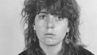 Das Bild zeigt Gina Barbara Hauenstein (Jahrgang 1970), auf dem Bild sei sie zirka 28 Jahre alt. Sei gilt als vermisst.