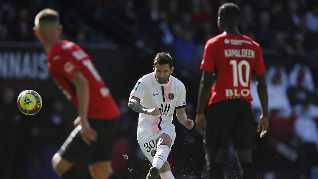 PSG in der Liga erstmals geschlagen