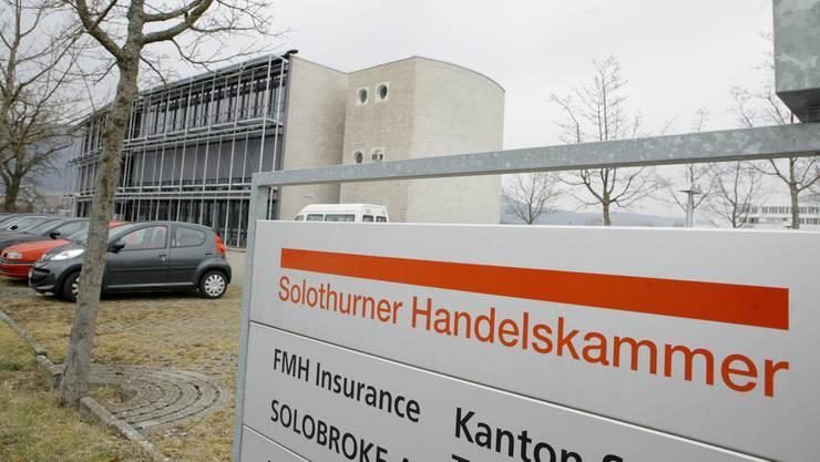 Die Solothurner Handelskammer und der Kantonale Gewerbeverbanden melden Handlungsbedarf.(Symbolbild)