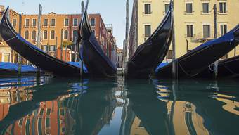 """Kommt nach Venedig, wenn ihr euch bewegen dürft"""": Bürgermeister Luigi Brugnaro wirbt in der Corona-Krise auf Twitter für seine Stadt. (Archivbild)"""