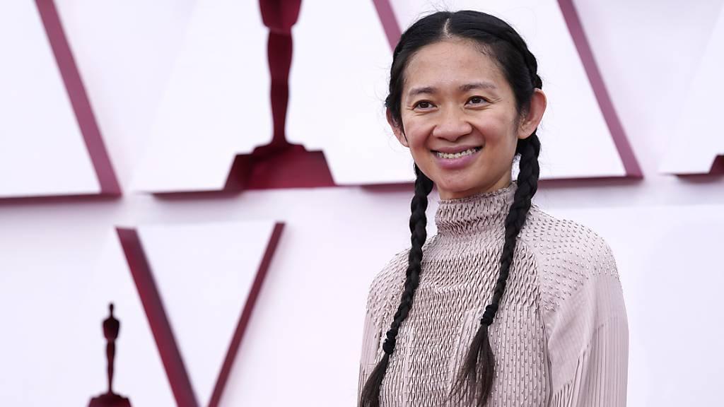 Chloé Zhao gewinnt mit «Nomadland» den Regie-Oscar