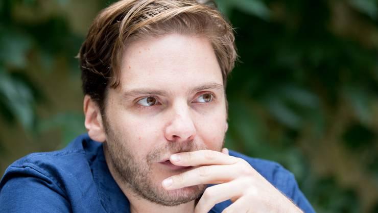 Der Schauspieler Daniel Brühl kennt seine Grenzen und auch diejenigen Deutschlands (Archiv)