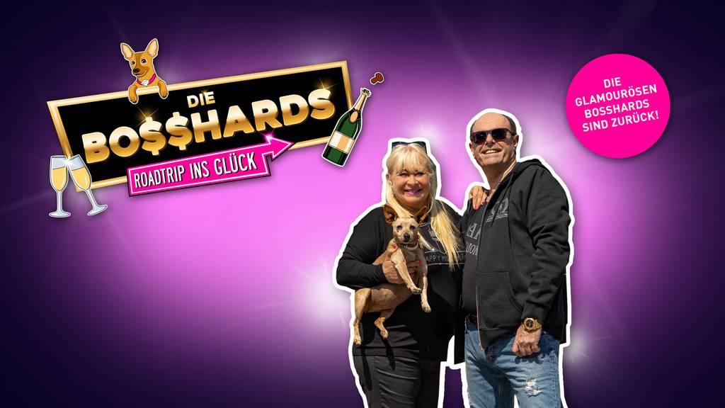 Premiere von «Die Bosshards – Roadtrip ins Glück»