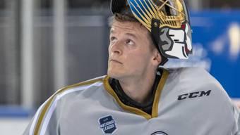Wohin geht die Reise im Schweizer Eishockey? Zug-Goalie Leonardo Genoni plädiert für ein Zusammenstehen aller Beteiligten, damit keine Klubs in Schieflage geraten