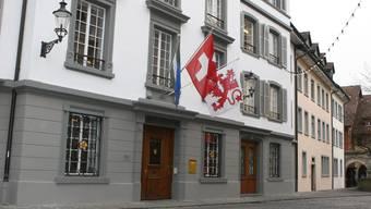 Vor dem Bezirksgericht Bremgarten wurde ein eigenartiger Fall verhandelt. (Archiv)