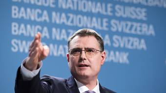 Der Zinsentscheid des SNB-Direktoriums unter Präsident Thomas Jordan war mit Spannung erwartet worden. (Archivbild)