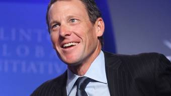 Lance Armstrong hat jetzt fünf Kinder (Archiv)