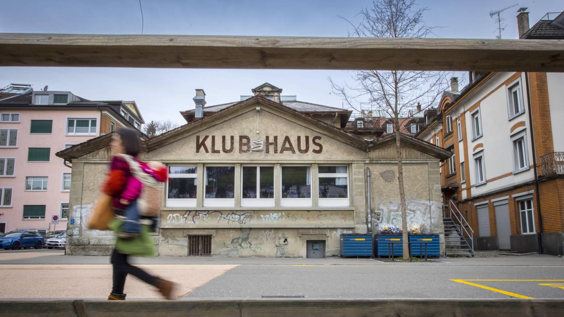 Klubhaus St Gallen