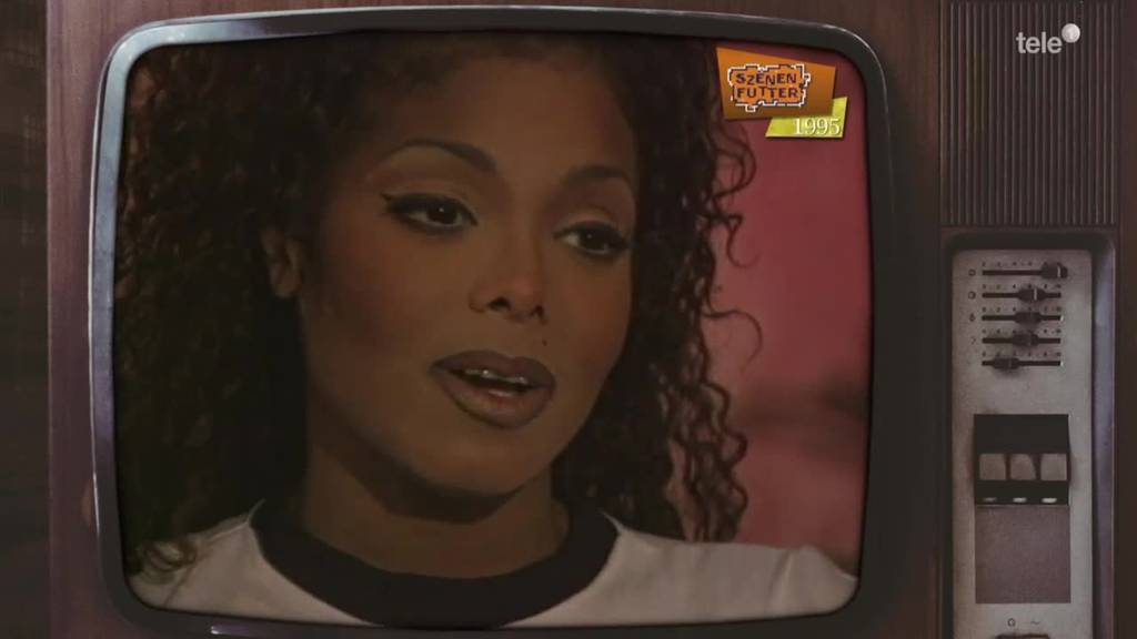 Janet Jackson - 1995