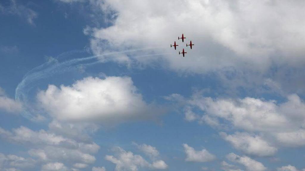 Flugschau und Online-Zeremonie: Israel feiert Unabhängigkeit