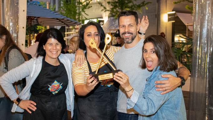 Radio 24 gewinnt das Chuchi-Battle 2019!