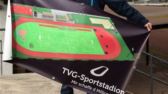 Der TV Grenchen sucht wieder einen neuen Namenssponsor fürs Stadion.