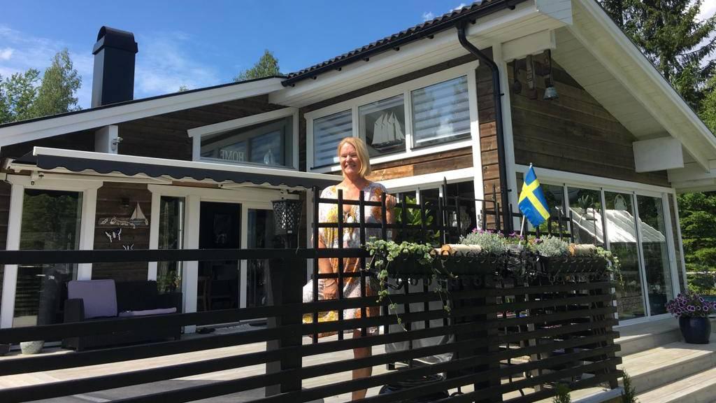 Hilkka aus Schweden