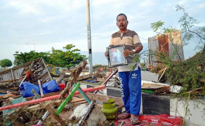 Er blieb beim Beben im Tower:Indonesischer Fluglotse stirbt Heldentod