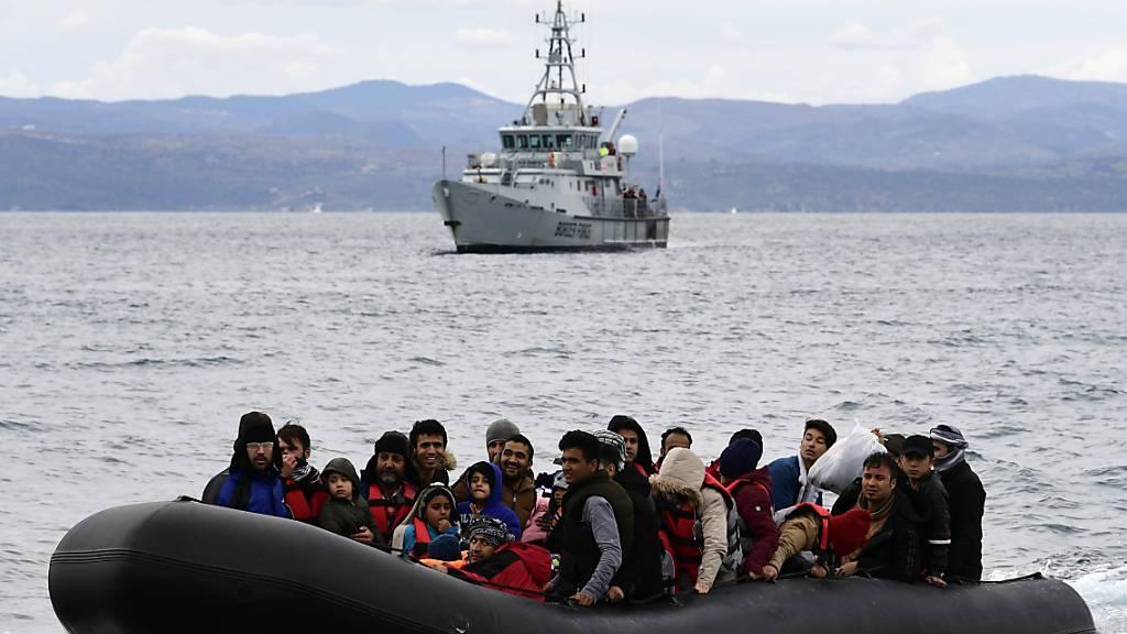 Migrationsorganisation startet Referendum gegen Frontex-Beteiligung