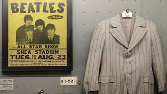 Museum zeigt Ausstellung über die vier Pilzköpfe von den Beatles
