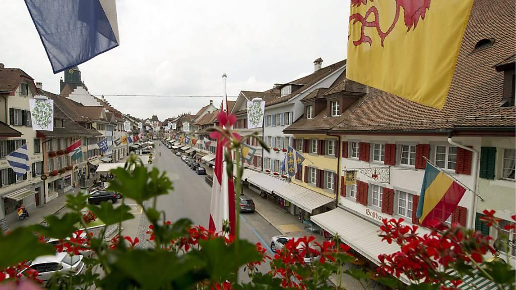 Volksinitiative in Willisau fordert zwei Stunden gratis Parkieren