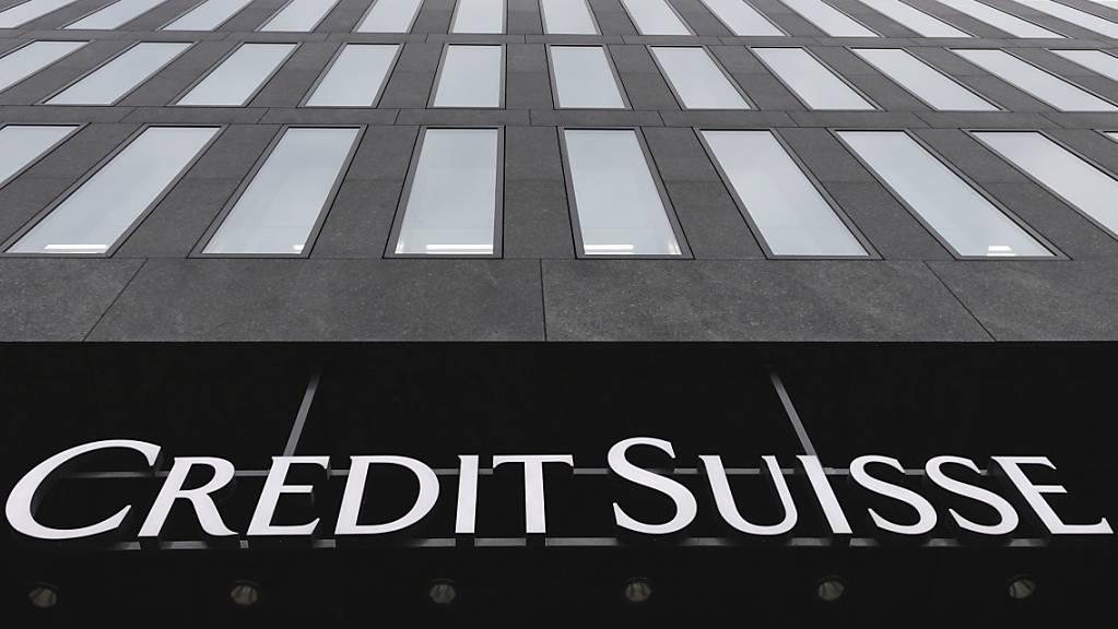 Die Affäre um Hedgefonds bei der Credit Suisse zieht personelle Konsequenzen und einen hohen Quartalsverlust nach sich. (Symbolbild)