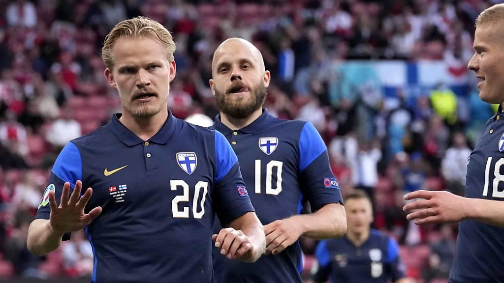 Dänische Niederlage in schwer bewertbarem Spiel