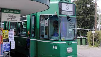 Die 3er-Tram-Verlängerung nach Saint-Louis ist Teil des bewilligten öV-Programms.