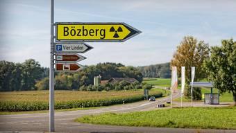 Das Gebiet Jura Ost rund um den Bözberg ist ein möglicher Standort für ein Atommüll-Tiefenlager.