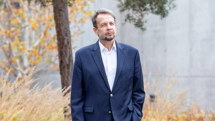 Fehler in der Krisenkommunikation: SRG-Direktor Gilles Marchand.
