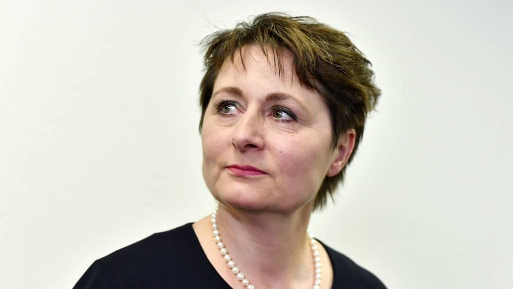 Franziska Roth tritt zurück