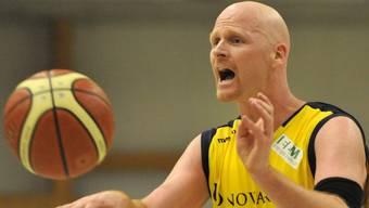 Lang ist es her: Mike Coffin spielte von 2005/06 bis 2008/09 bei den Starwings Basket Regio Basel. Nun wird er neuer Österreichischer Nationaltrainer.