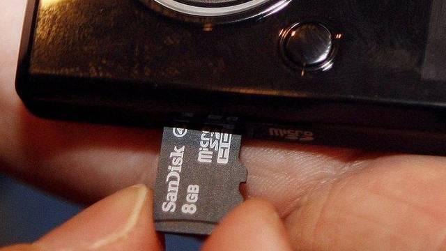 Ein MP3-Player (Symbolbild)