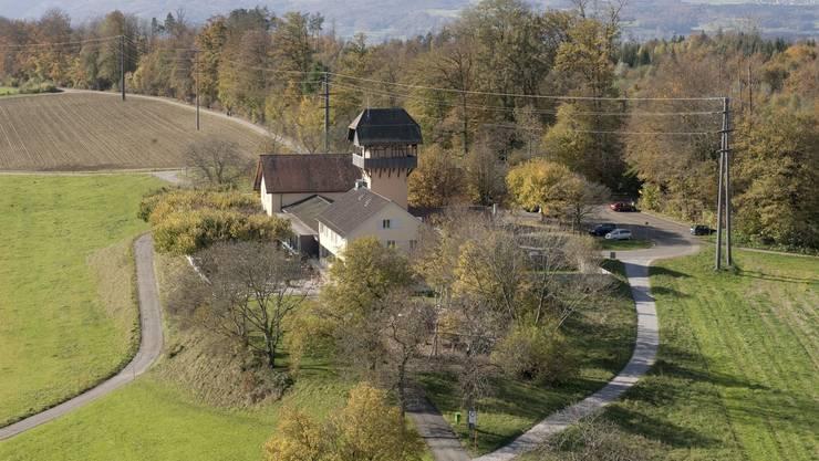 Das GasthausBaldegg ist seit 1837 ein beliebtes Ausflugsziel.