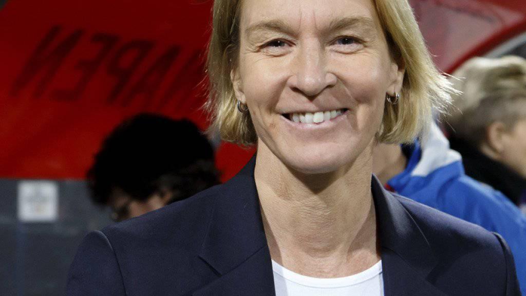 Martina Voss-Tecklenburg kennt die EM-Gegner