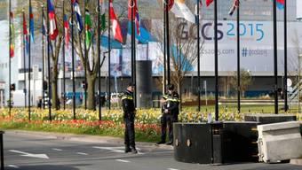 In Den Haag wird über Cyber-Sicherheit diskutiert
