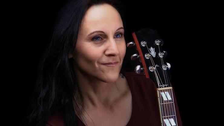 Die Sängerin Sandee hat ihre Gage gekriegt, obwohl das Open Air Gehren verschoben wurde.