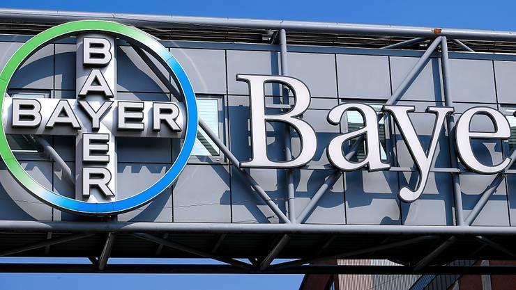 Der Bayer-Konzern hat einen weiteren Prozess in den USA verloren und ist mit einer Milliardenstrafzahlung konfrontiert. (Archivbild)