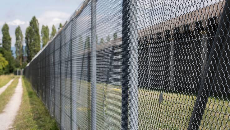Der Häftling wurde leblos in seiner Zelle im Gefängnis Pöschwies aufgefunden. (Symbolbild)
